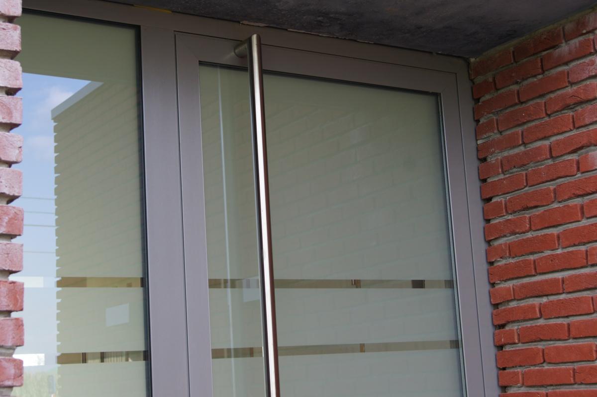 Portes en aluminium et pvc portes de s curit portes for Systeme securite fenetre pvc