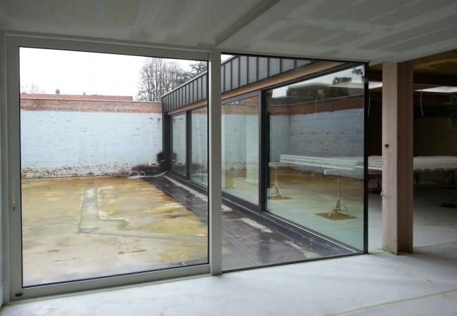 Luckx ramen deuren op maat van uw profiel - Deco moderne woning ...