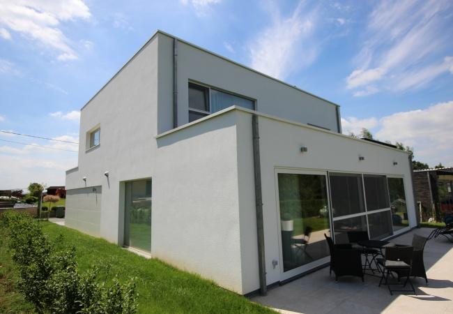 Referenties ramen deuren aluminium pvc - Deco huizen ...
