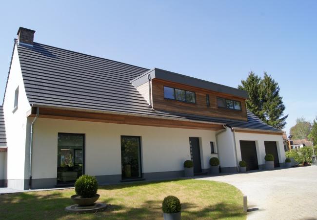 Referenties ramen deuren aluminium pvc - Huis voor na ...